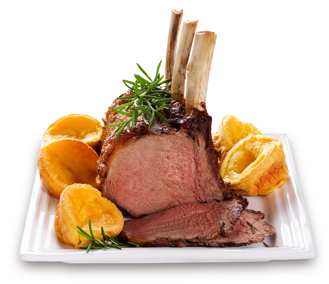 Christmas Rack of Lamb