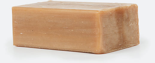 Lamb's milk soap